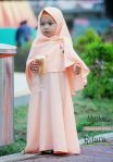 Gamis Set Ruqoyyah Series Salem Size 10